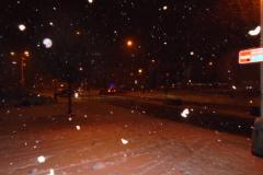 Kouzlo sněhu