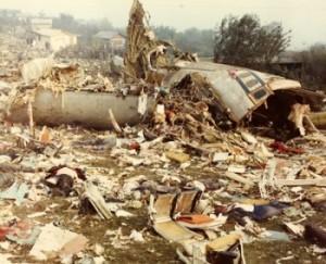 Autentický snímek z tragédie. Repro ze stránek www.izun.eu