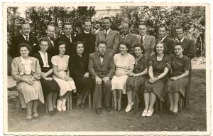 učitel sbor 1942 (M.Procházková-Kynclová)