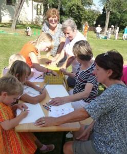 Den dětí a seniorů