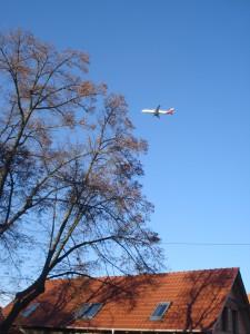 Letadlo Horo