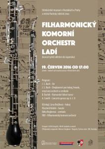 Plakát - FILHARMONICI