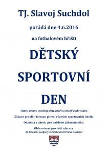 sportovni den Slavoj
